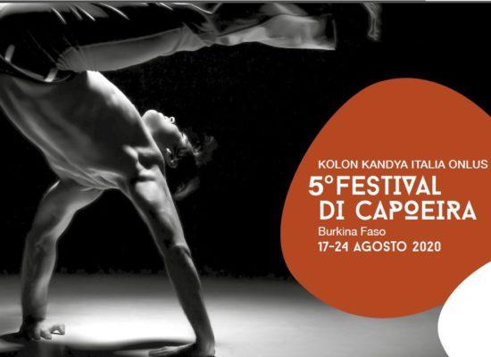 5° Festival di Capoeira 2020 Burkina Faso